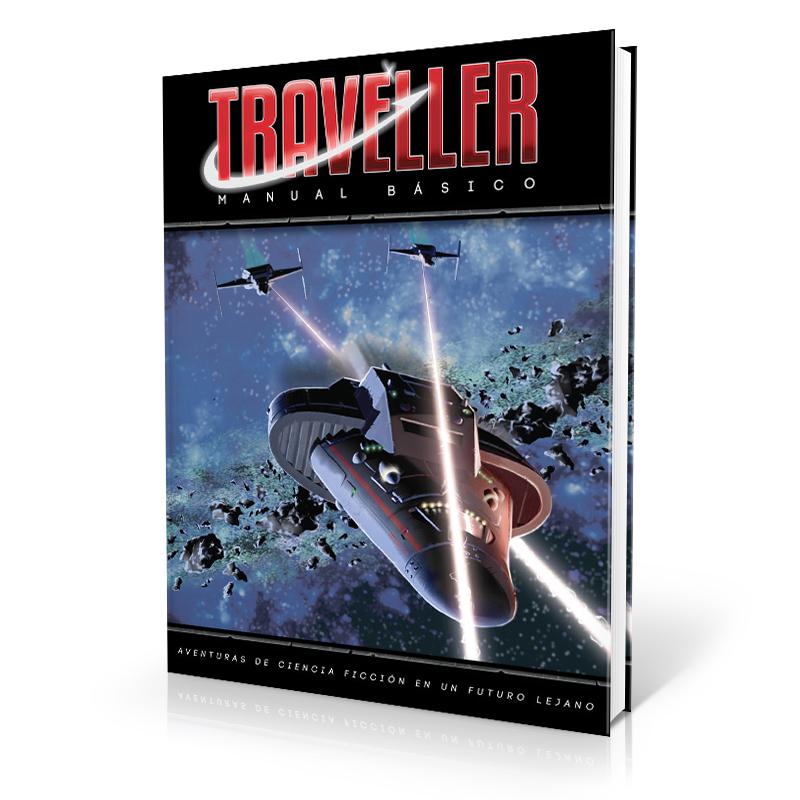 traveller - manual básico tesoros de la marca