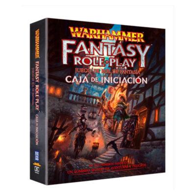 WarHammer - Caja de Iniciación tesoros de la marca